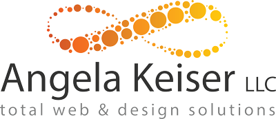 Angela Keiser :: Total Web & Design Solutions Logo