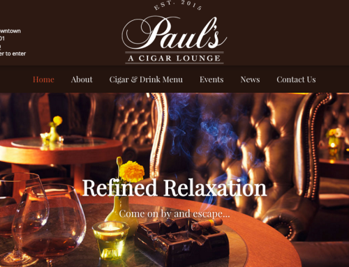 Paul's Cigar Lounge LIVE