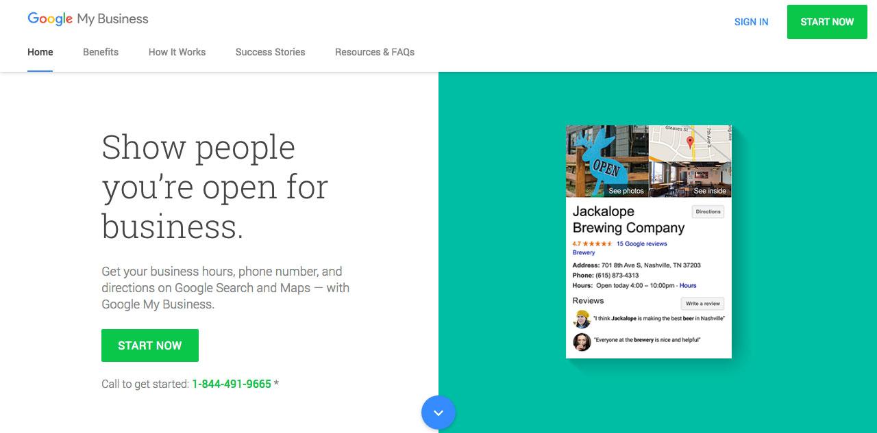 googlebusinesspage